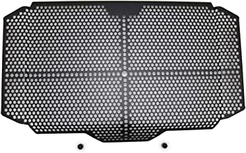 bike GP Radiator Guard Protective cover grille for KAWASAKI Z900RS 2018 black