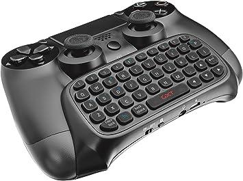 Trust - Teclado Snap-On Para Gamepad GXT 252 (PS4): Amazon.es ...