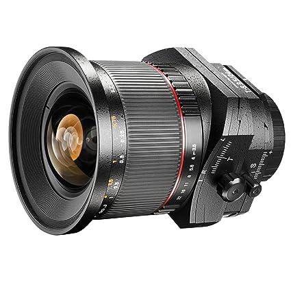Walimex 24 mm f/3.5 T-S ED AS UMC: Amazon.es: Electrónica