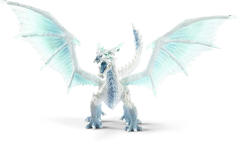 Schleich eldrador criaturas hielo Griffin figura 70143
