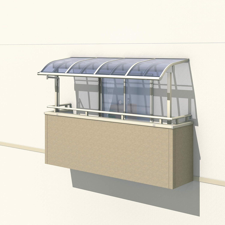 三協アルミ レボリューZ 1.5間×6尺 1500タイプ/メーターモジュール/3階用R型/出幅移動収まり/単体 『テラス屋根』 熱線遮断ポリカ ブロンズ B073S5KNHM 本体カラー:ブロンズ