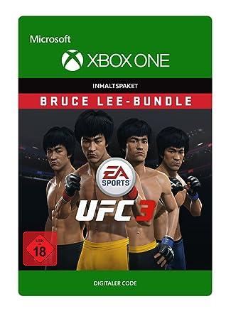 Ufc 3 Bruce Lee Bundle Dlc Xbox One Download Code Amazonde Games