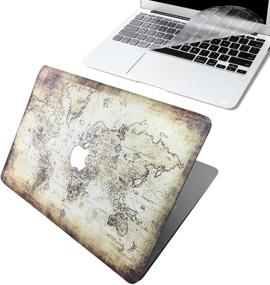 Watkinsmarket Avenged Sevenfold MacBook Air 13-inch Protective case Plastic Hard Shell Laptop case Cover for MacBook Air 13-inch