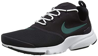 online retailer 649a4 70c8d Nike Herren Presto Fly Laufschuhe Mehrfarbig (Oil  GreyRainforestBlackWhite 015
