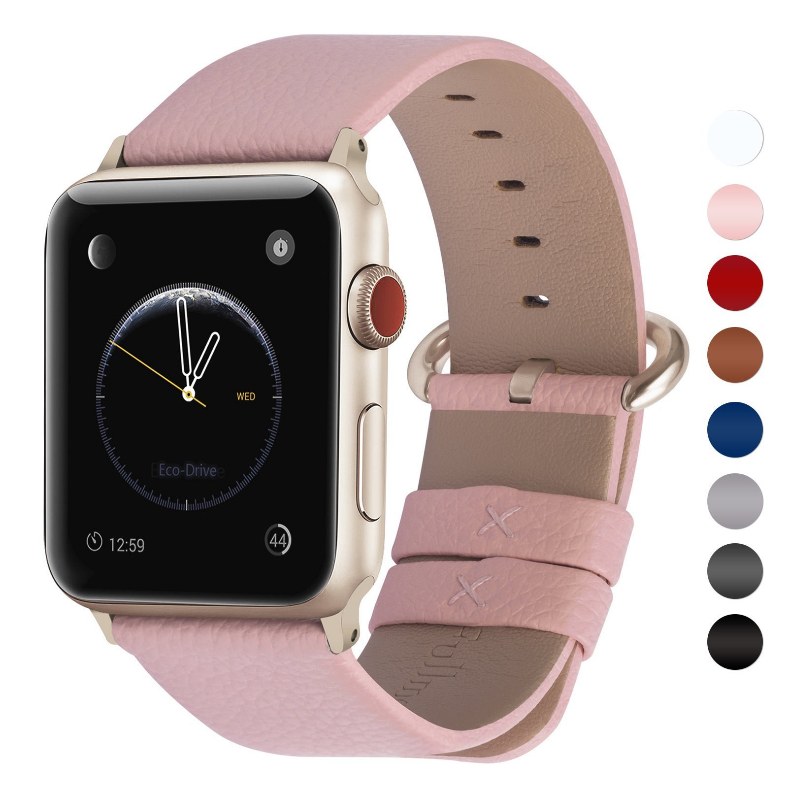 Malla Cuero para Apple Watch (42/44mm) FULLMOSA [787ST25Z]