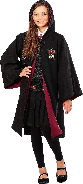 Charades Deluxe Child Hermione Fancy Dress Costume Medium: Amazon ...