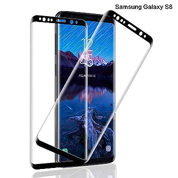 SNUNGPHIR® Samsung Galaxy S8 Plus Cristal Templado Protector de ...