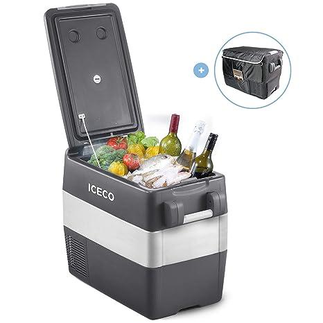 ICECO JP Series refrigerador portátil de 12 V, refrigerador ...