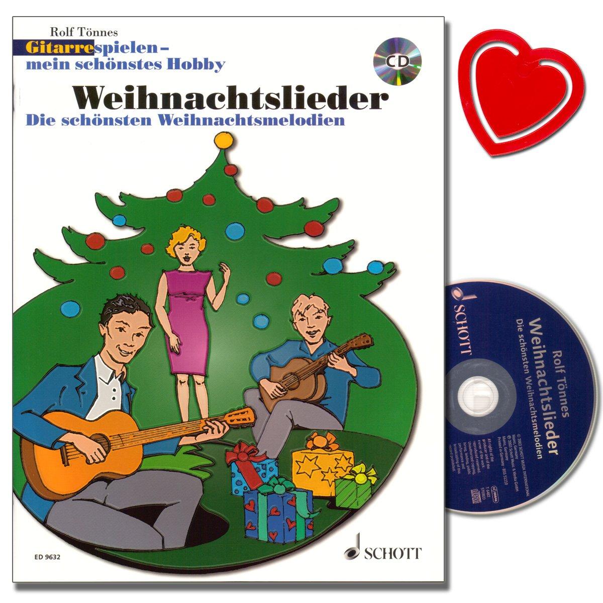 Weihnachtslieder Gitarre spielen - mein schönstes Hobby - Die ...