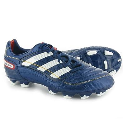 Absolado Adidas Predator X FG Cuero botas de fútbol para suelo firme