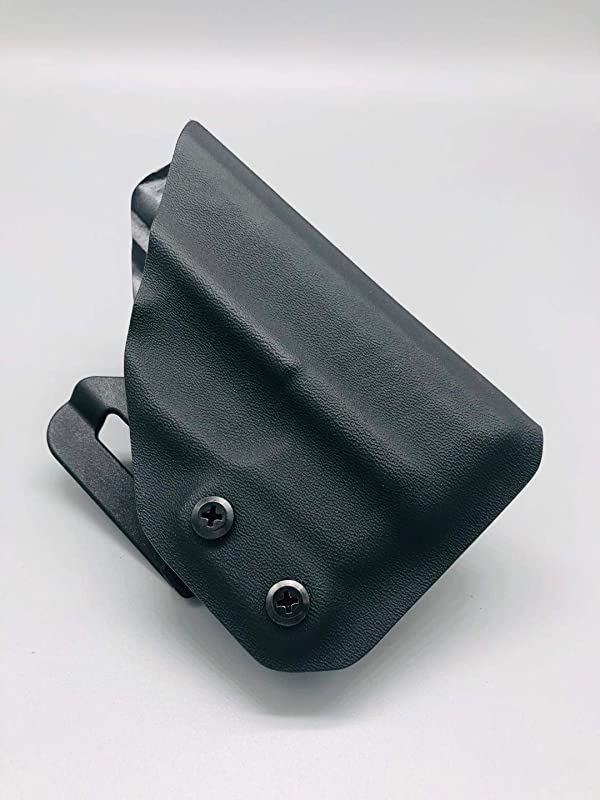 Sig Sauer P365 w// TLR6 Black Kydex Outside OWB Holster w// Speed Clips USA
