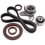 SCITOO Timing Belt Tensioner kit fit 06-11 KIA RIO5 1.6L DOHC L4 ENG