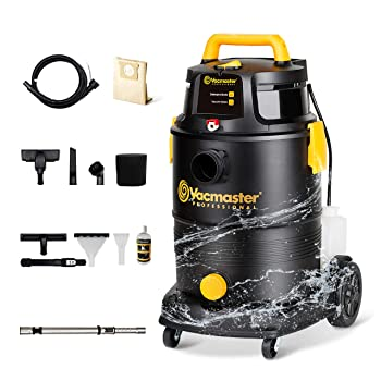 VACMASTER 30.38L Wet-Dry Water Filtration Vacuum