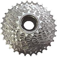 SunRace vrijloop-schroefkrans (E-Bike) // 8-voudig (13-32 tanden)