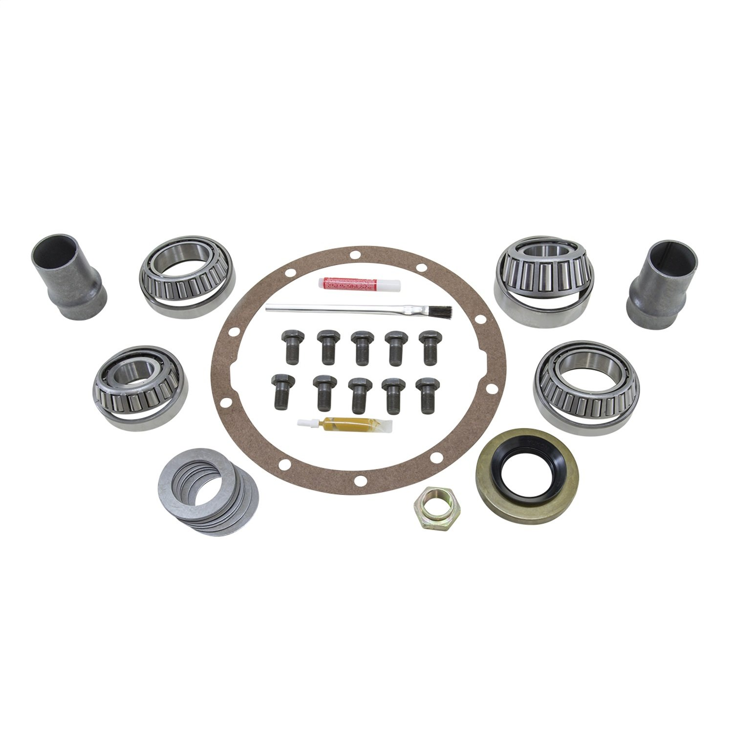 Yukon (YK TACOMA-LOC) Master Overhaul Kit for Toyota Tacoma/4Runner with Factory Electric Locker