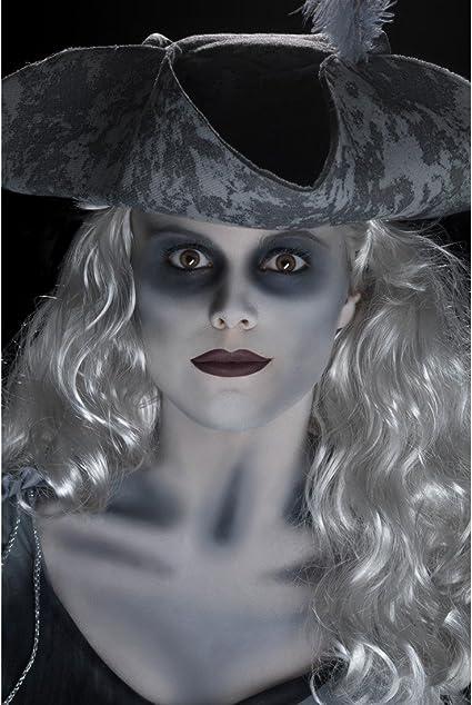 Amakando Piratenschminke Ghost Makeup Geist Make Up Set Geister