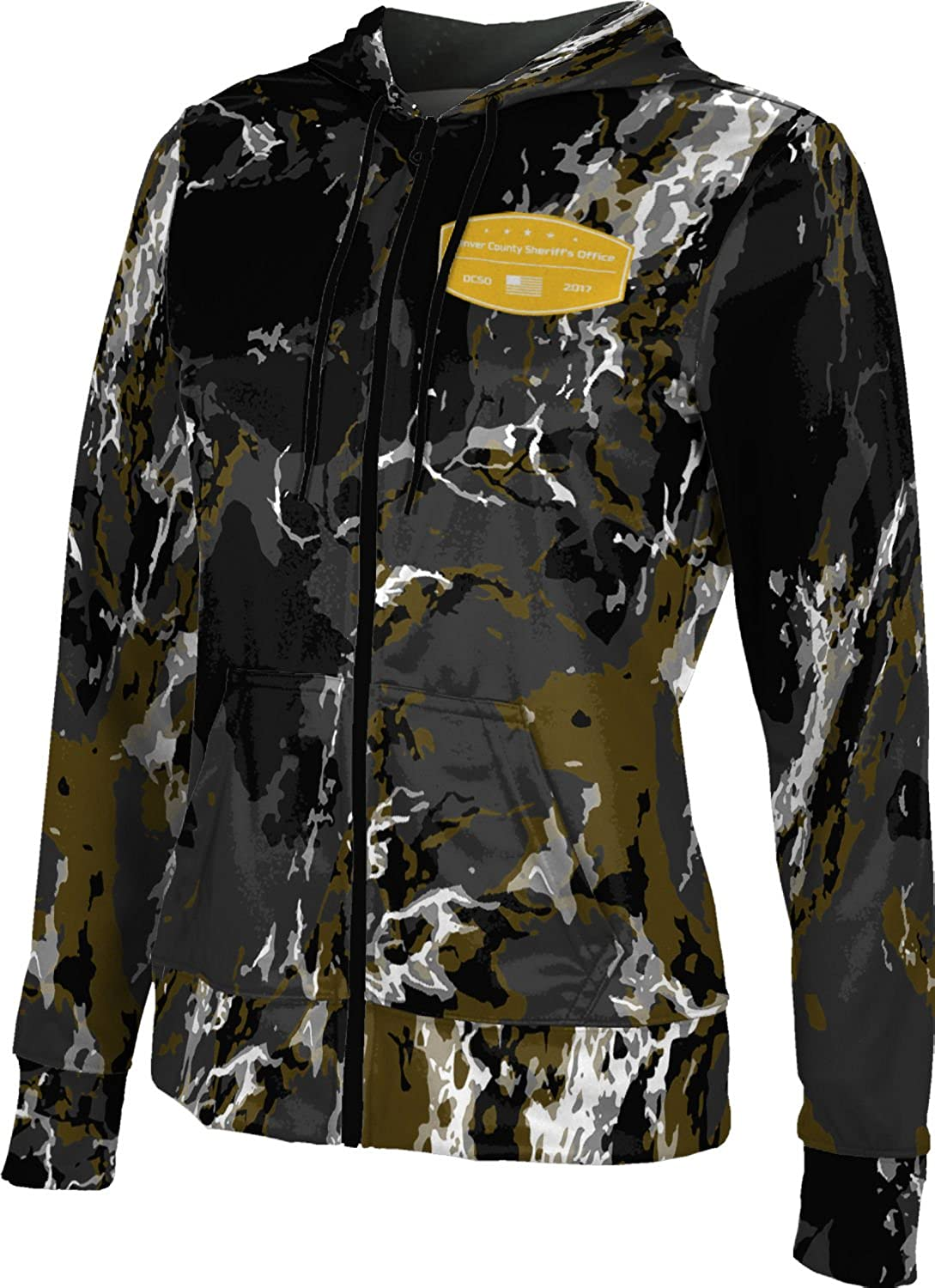 ProSphere Women's Denver County Sheriff's Office Marble Fullzip Hoodie