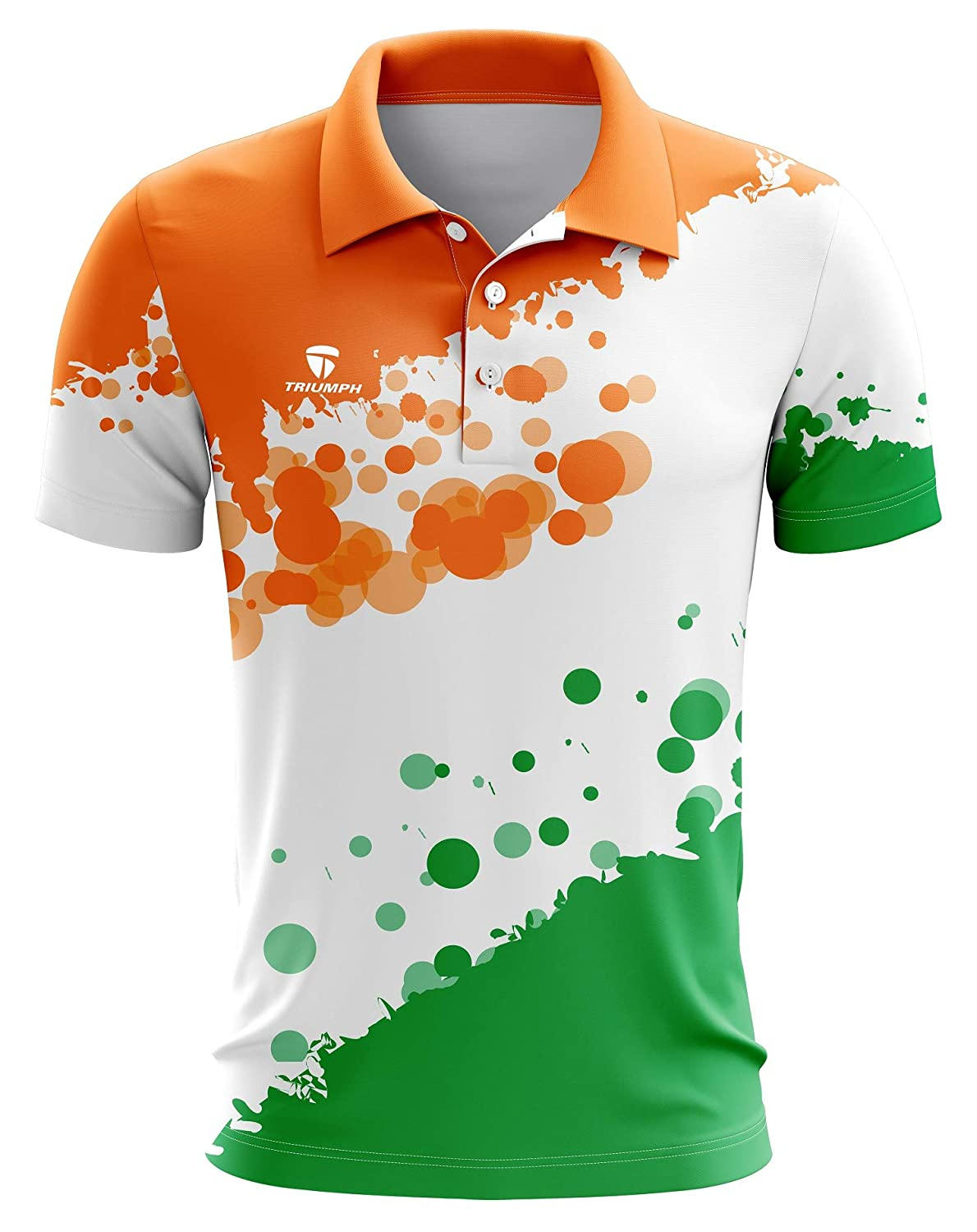 Best Independence Day Special Round Neck T-shirt For Men's 2021