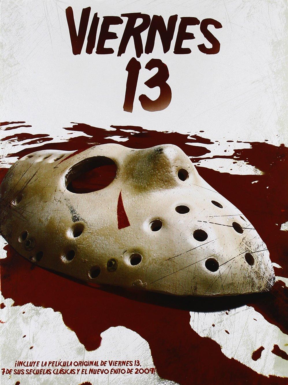 Pack viernes 13 [DVD]: Amazon.es: Aaron Yoo, Adrienne King, Amanda ...