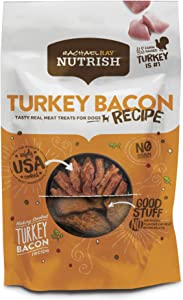Rachael Ray Nutrish Turkey Bacon Recipe (1-Bag) (NET WT 3 OZ)