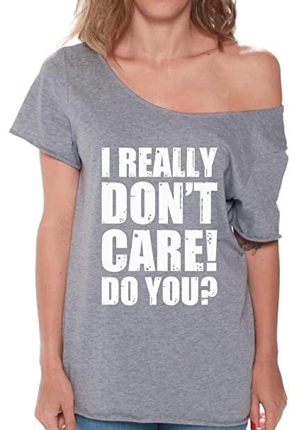 5e3e492cc Pekatees USA Trump Flag Shirt Off The Shoulder Women's Republican Dolman  Top I Really Don'