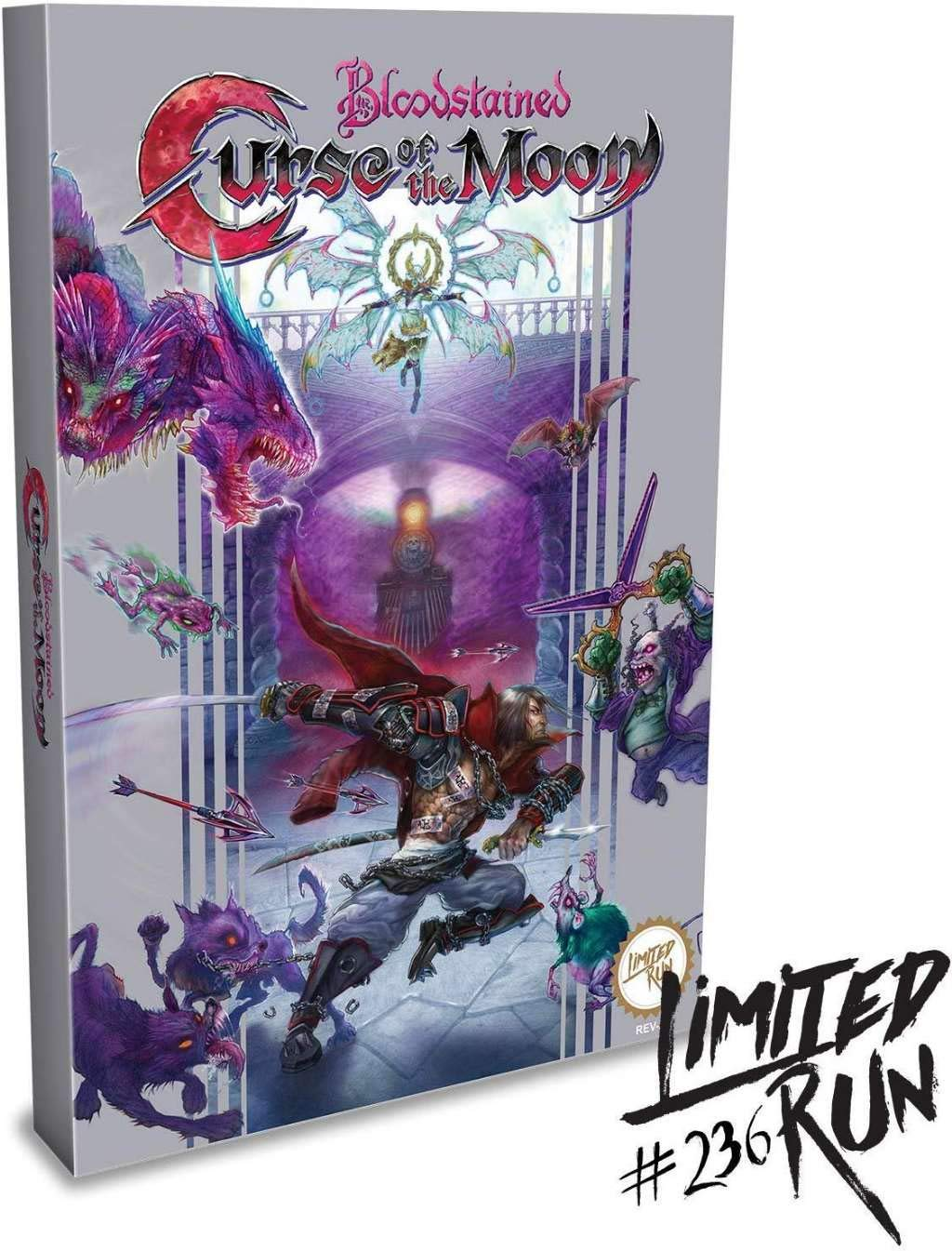 Bloodstained Collector''s Edition PSV