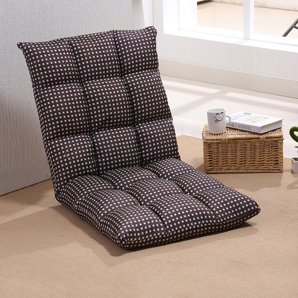 Amazon.com : Chairs MAHZONG Foldable Single Small Sofa Lazy ...