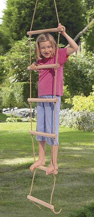 TP 6 Rung Rope Ladder