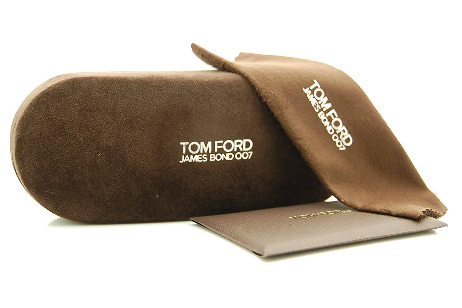 28dc14ff9f Amazon.com: Tom Ford FT 108 19V James Bond 007 sunglasses: Clothing