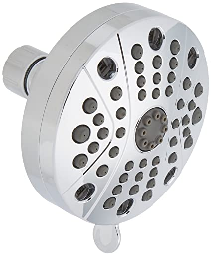 Delta 75560 5 Function H2Okinetic Shower head, Chrome - - Amazon.com