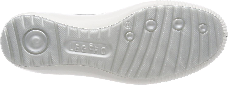 Legero Tanaro, Baskets Hautes Femme Gris Alluminio