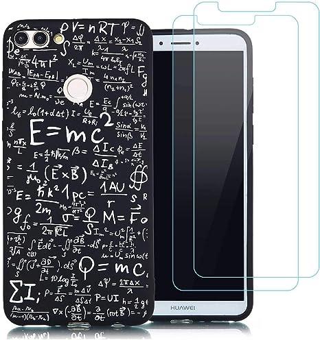 jrester Funda Huawei Y9 2018/Enjoy 8 Plus,Fórmula matemática ...