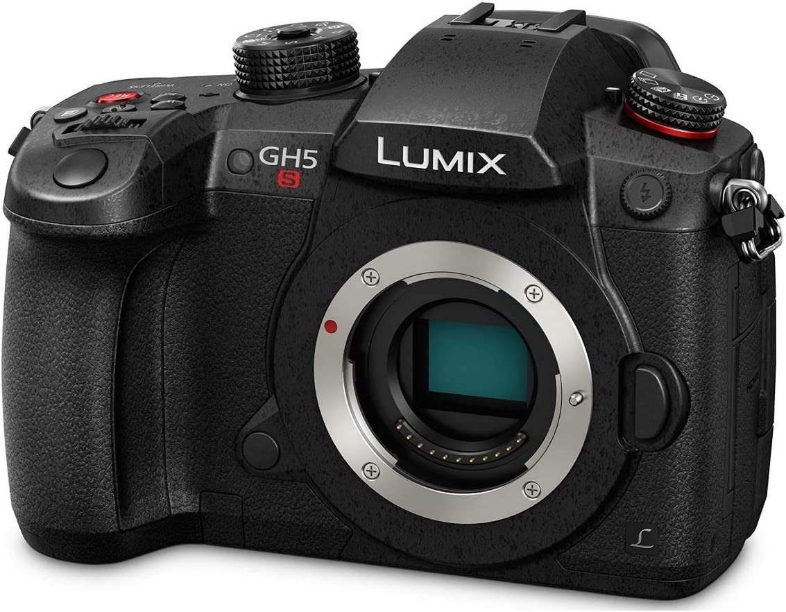 best low light video cameras - Panasonic Lumix GH5S