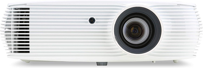 Acer P5330w Dlp Projektor Wxga 1 280 X 800 Pixel Kontrast 20 000 1 4 500 Ansi Lumen 3d Heimkino Tv Video