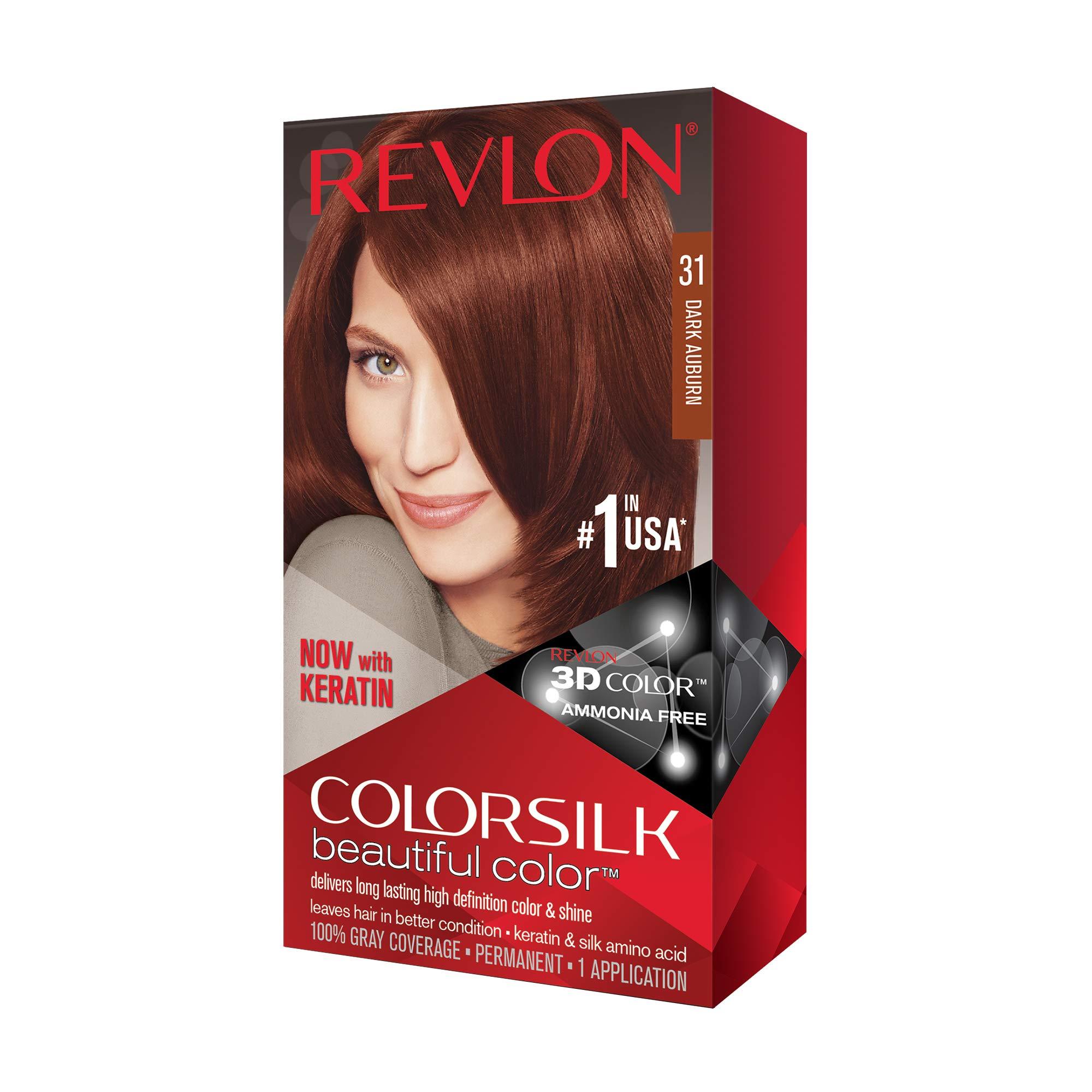 514a3afcf6d Amazon.com   Revlon ColorSilk Beautiful Color