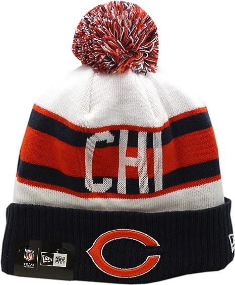 4ef4e5aab france chicago bears pom hat 2068c bddf7
