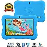 "Contixo 7"" Kids Tablet K3 | Wi-Fi Camera Apps Games Children Infant Toddlers Kids Parental Control w/Kid-Proof Protective Case (Light Blue)"