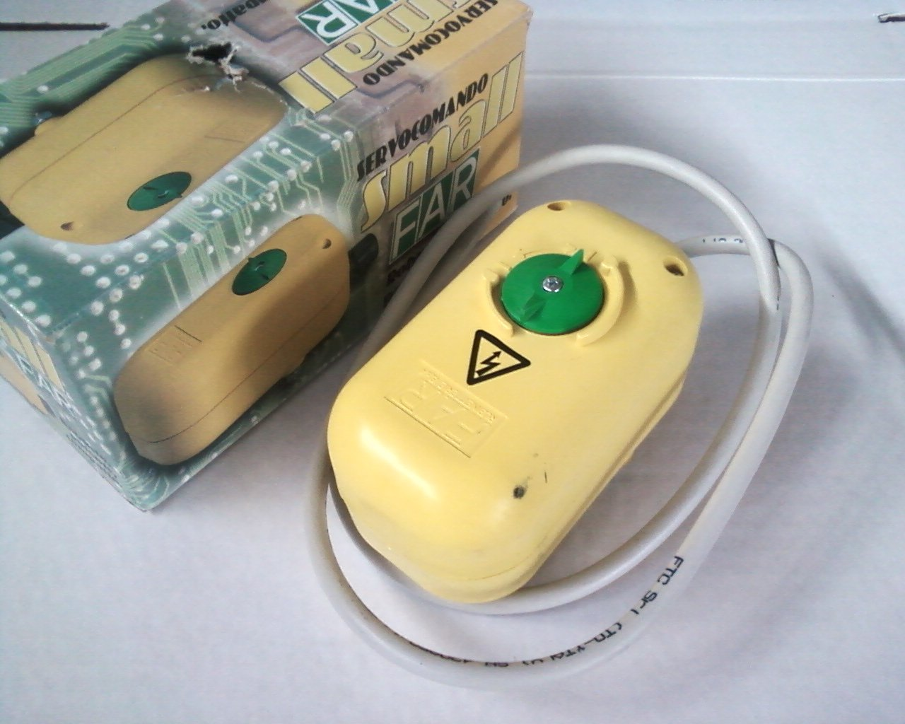 Elektrischer Antrieb für Zone Ventile Abmessungen: 24v