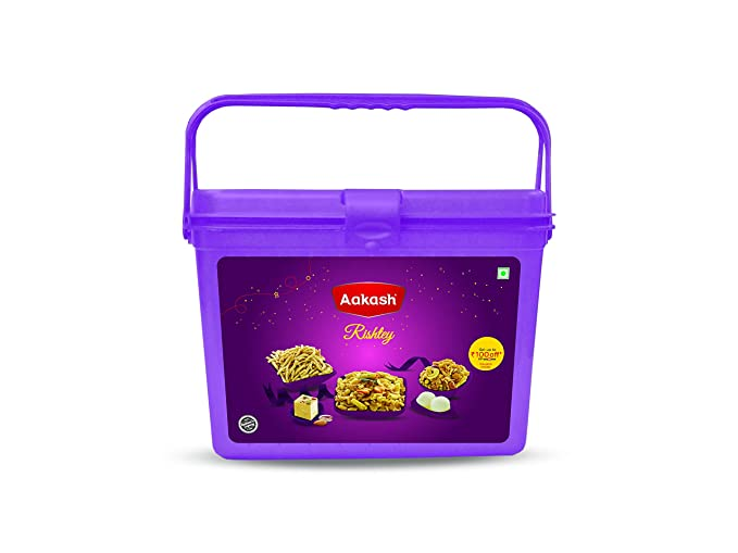 Aakash Namkeen Rishtey Pack: Amazon in: Grocery & Gourmet Foods