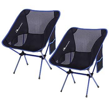 Moon Lence Camping Beach Chair