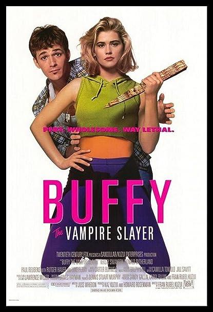8e289fe0e85 Amazon.com: Buffy The Vampire Slayer Fridge Magnet 2.5x3.5 Movie ...
