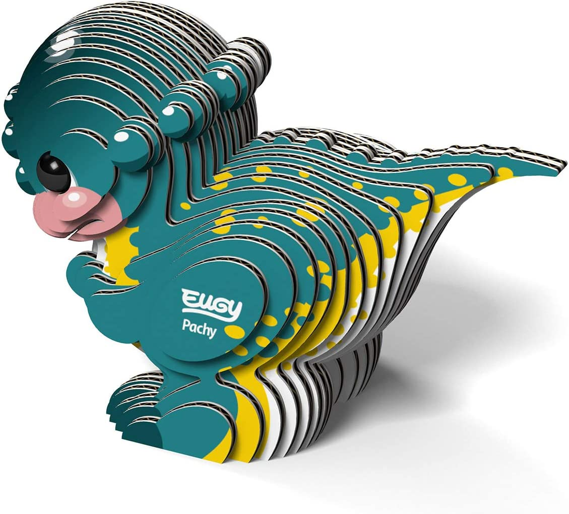 New Seal EUGY Pachy Eco-Friendly Paper Puzzle