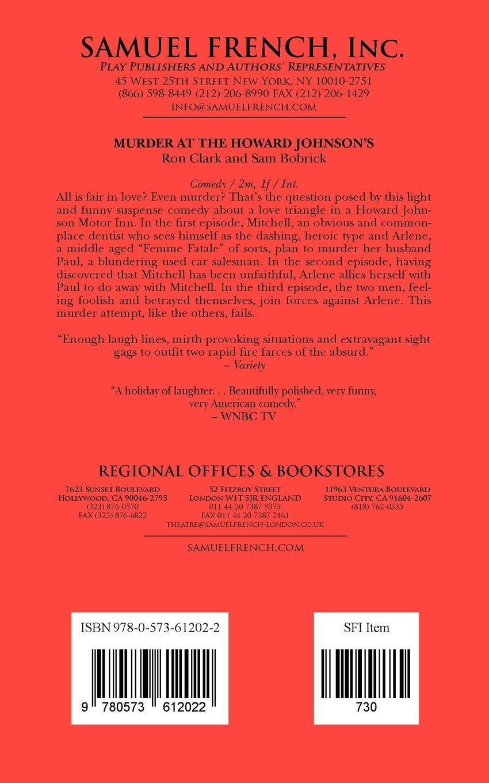 Murder at the Howard Johnsons: Amazon.es: Clark, Ron ...
