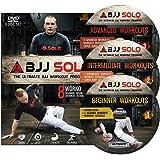 BJJ Solo: The Ultimate BJJ Workout Program (3 DVD Set)