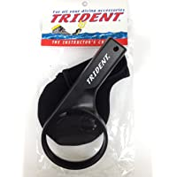 Trident Magnifier and Case for Scuba Photographers