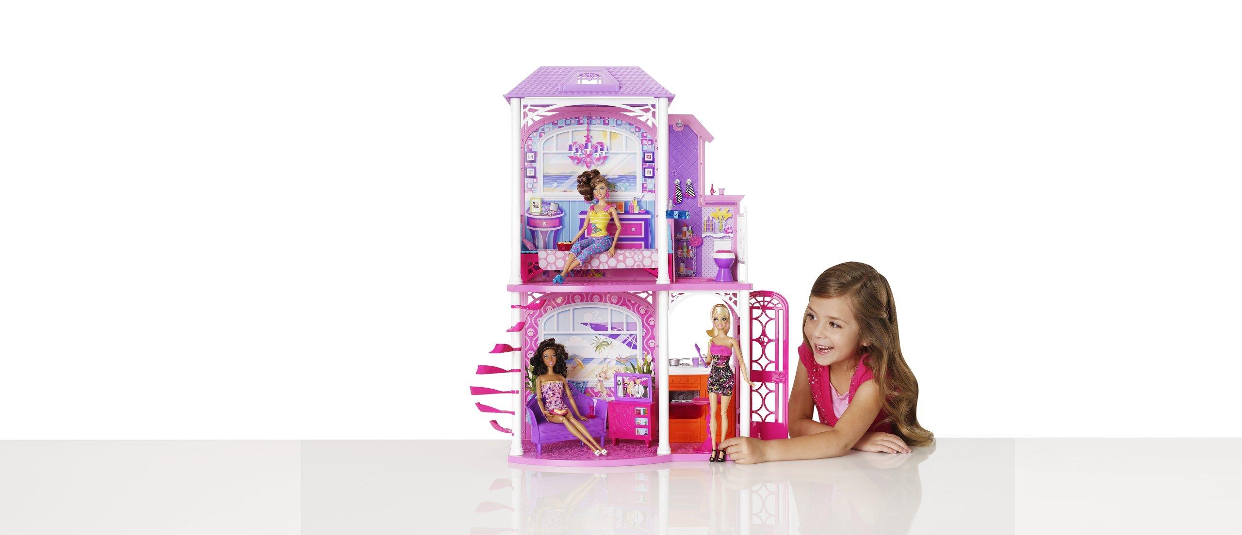 Barbie 2-Story Beach House by Barbie (Image #7)