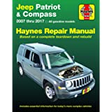 Jeep Patriot & Compass (07-17) Haynes Repair Manual (Does not include information specific to diesel engine models…
