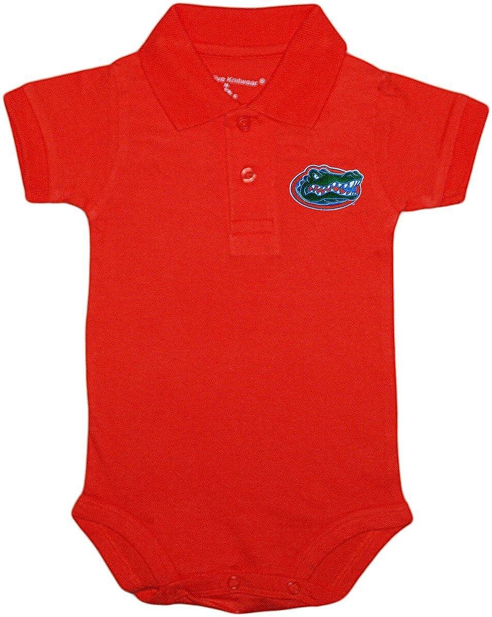Amazon University Of Florida Gators Newborn Polo Bodysuit Clothing