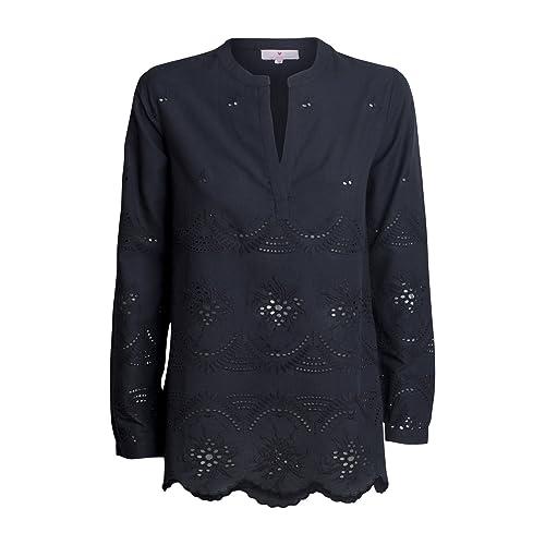 Lieblingsstück - Camisas - Básico - Cuello redondo - para mujer