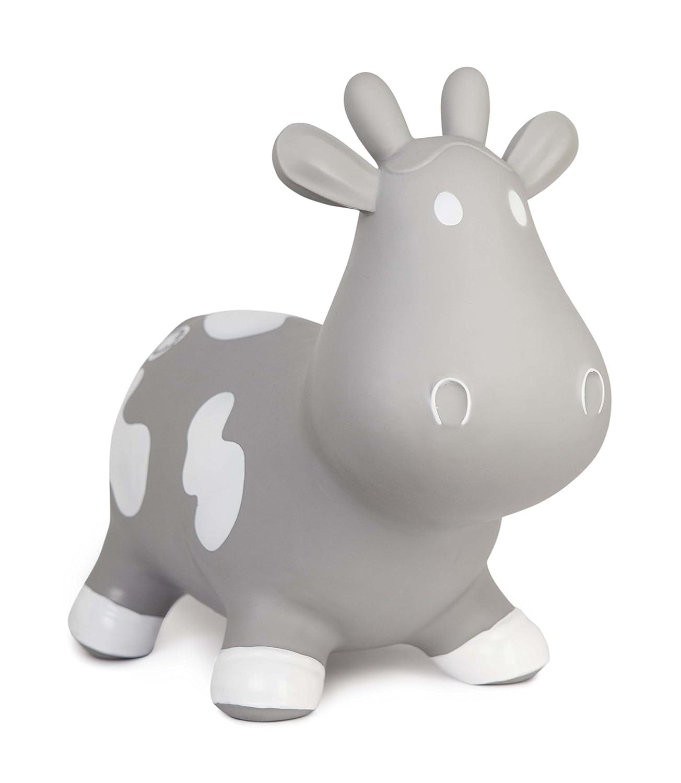 Amazon Trumpette Howdy Bouncy Cow Grey Baby